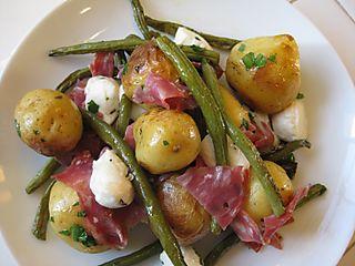Potato soprasetta