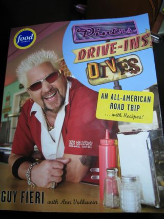 Guy Fieri book