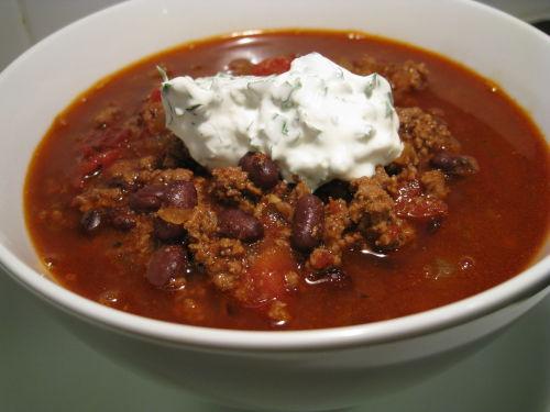 Chili Mag Soup