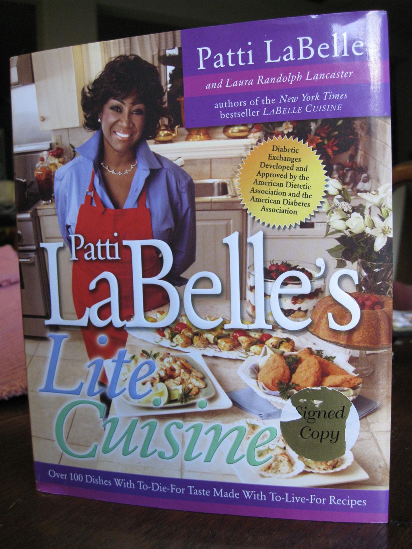 Current Cookbook Patti Labelle S Lite Cuisine Pages