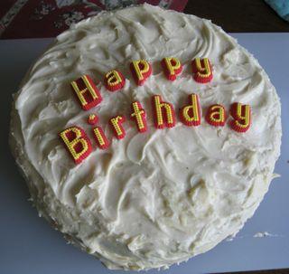 2009_March_Birthday Cake
