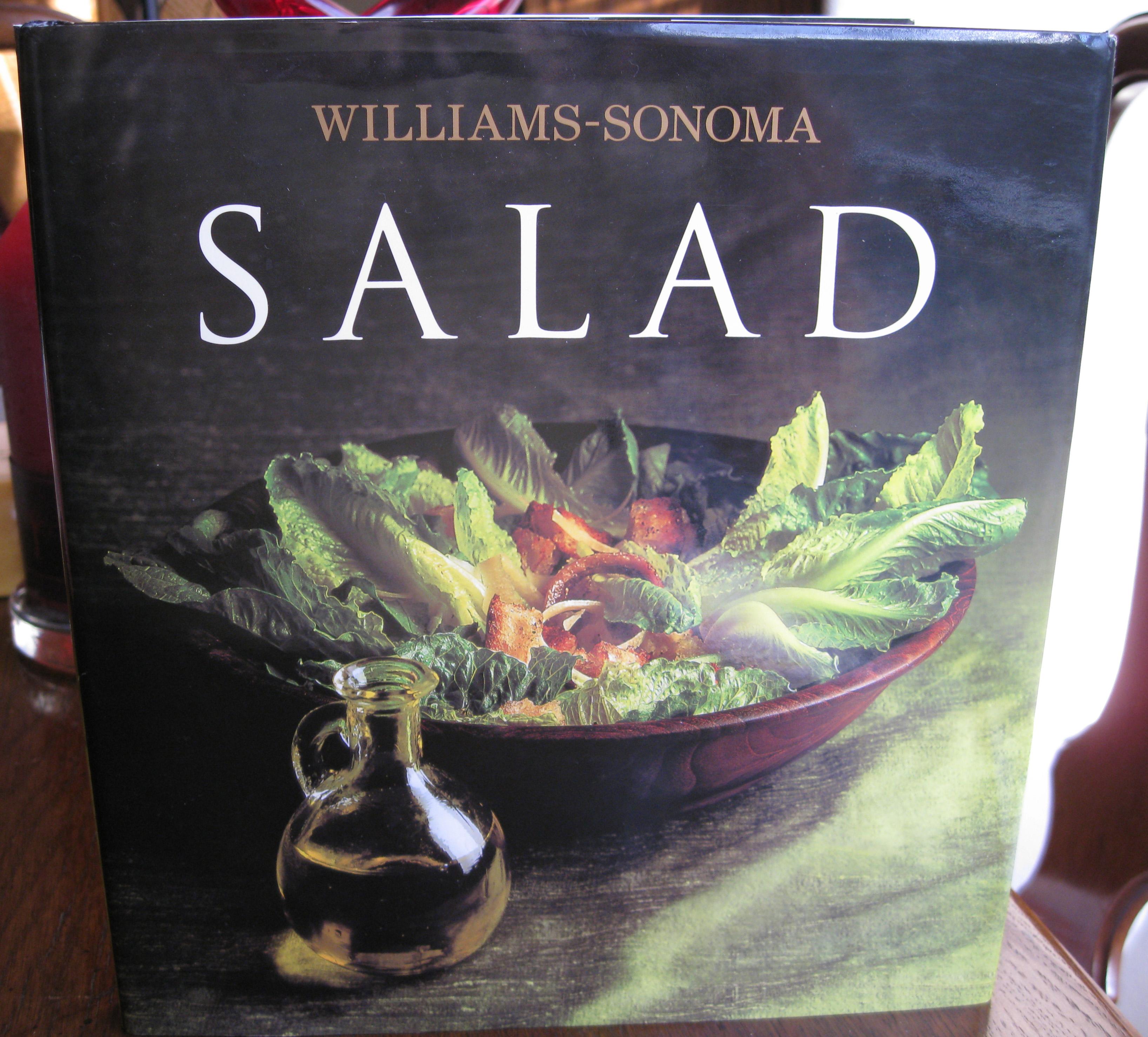 Cur Cookbook Williams Sonoma Salads