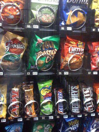 Junk Food Vending2