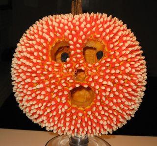 2009_Halloween_Extreme Candy Corn Pumpkin