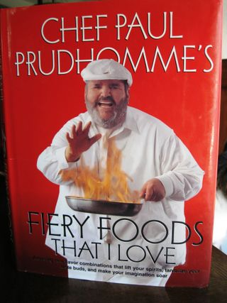 Paul Prudhomme's Cookbook