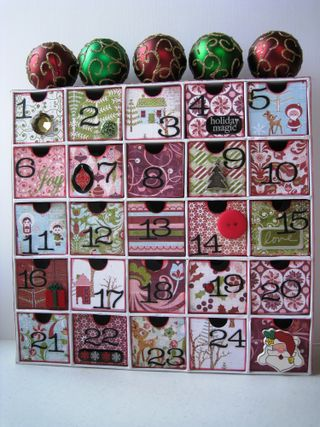 Moms Advent Calendar