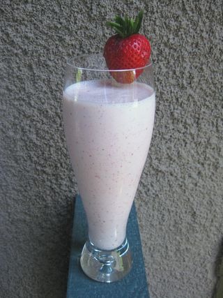 Strawberry Milkshake_2