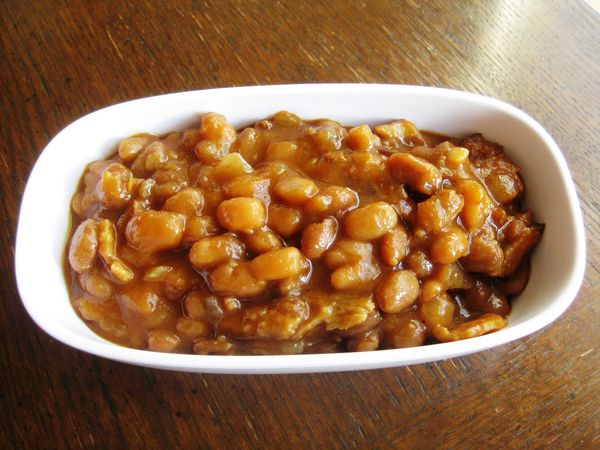 Root Beer Baked Beans - Pages, Pucks and Pantry