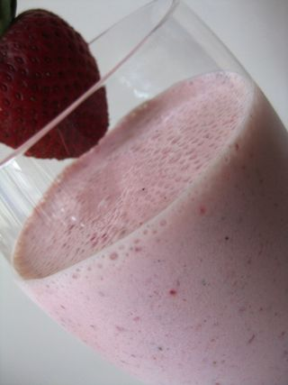 Strawberry Milkshake_1