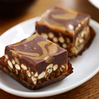 Salted Caramel Sweet Square
