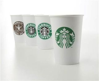 Starbucks Logo Change