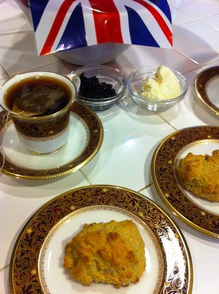 British Wedding Breakfast