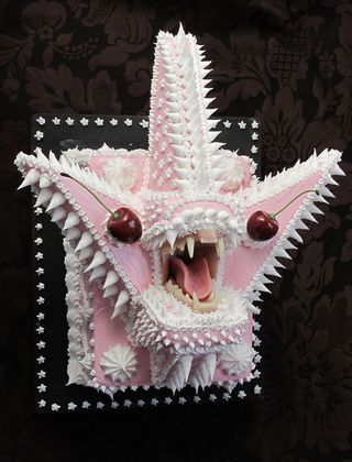 Cakes with Teeth