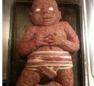 Meatloaf baby1