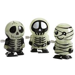 Halloween Glow in the Dark Monster Windups