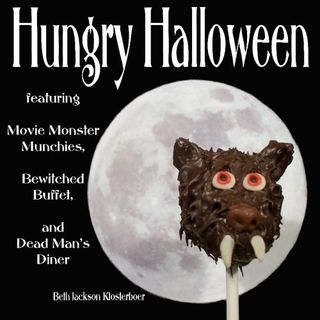 Hungry Halloween Book