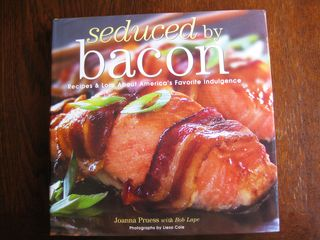 Seduced by Bacon cookbook