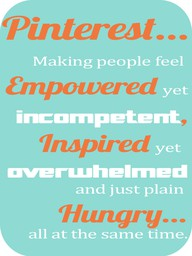 Empowered inspired hungry