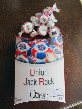 Union Jack Rock