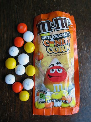 2012_September_Food_Candy Corn M&M'sps