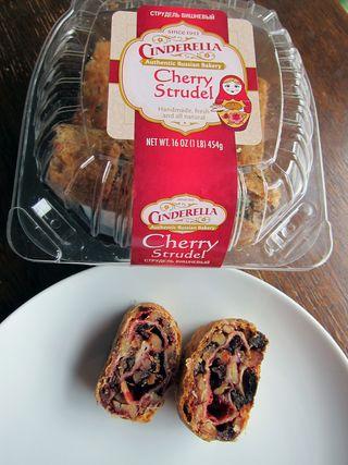 Russian Cherry Strudel