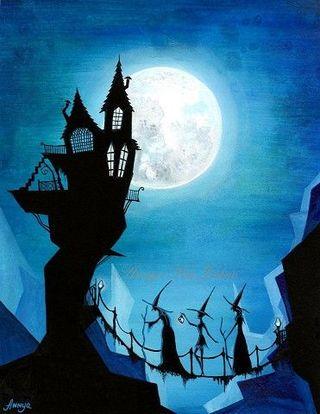 Halloween Countdown 5