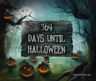 364 to Halloween