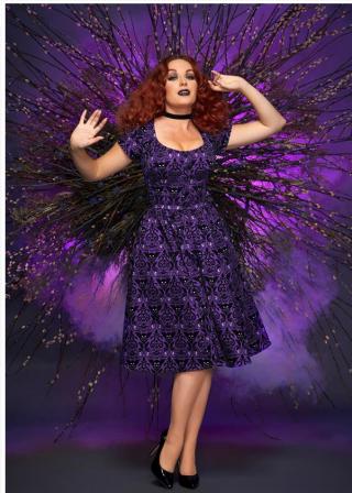 Elivra Dress