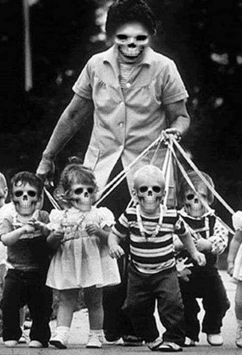 28-Skull Children