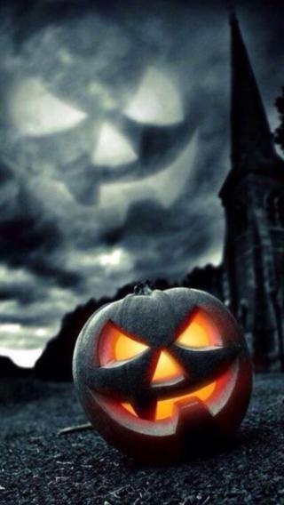 18-pumpkin ghost
