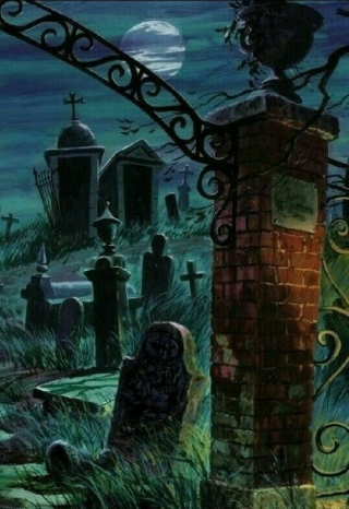 20-Graveyards are not full of ghosts