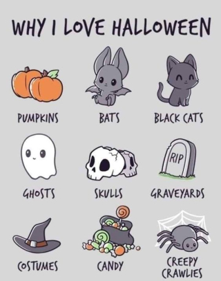 20- Why I love Halloween