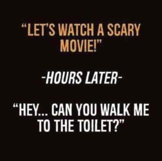 21-Walk me to toilet