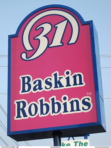 Baskinrobinss_first_flat_faced_sign